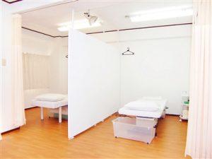 一心治療院治療ベッド3