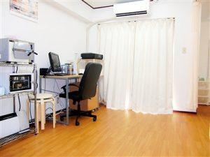 一心治療院診察室