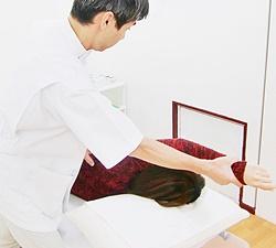 頚椎関節モビライゼーション