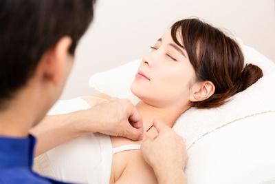 胸郭出口症候群鍼灸治療